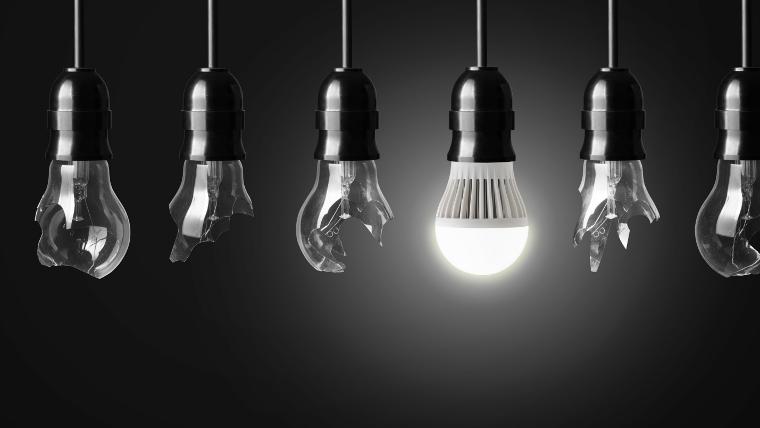 Что такое светодиодное освещение?
